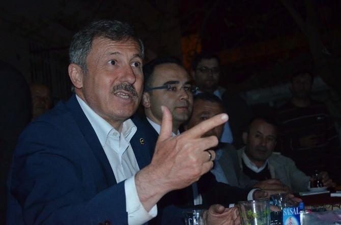 AK Partili Vekilden MHP'li Başkana Eleştiri