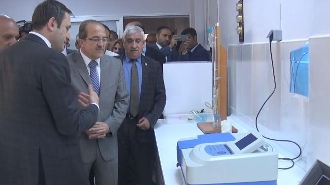 Elazığ'da 'Toprak Analiz Laboratuvarı Açıldı