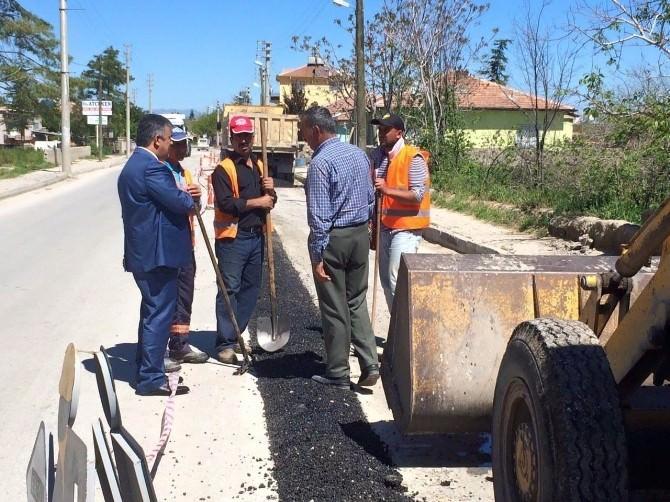 Ereğli Belediyesi Çalışmalarına Hız Verdi