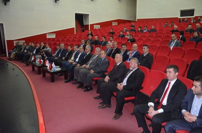 Fatsa'da Ekonomi Konferansı