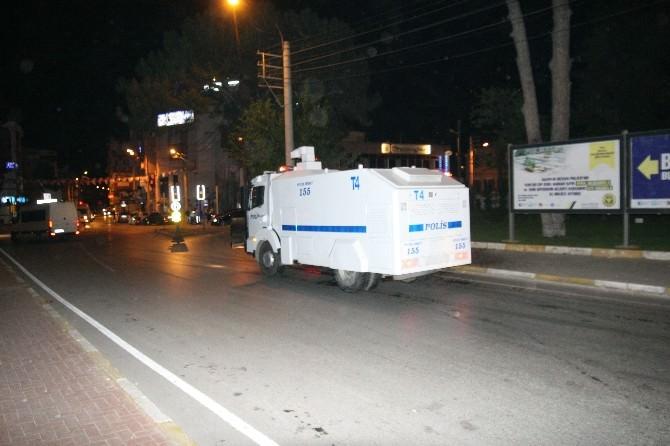 Bucaspor-manisaspor Maçı Sonrası Çok Sayıda Gözaltı