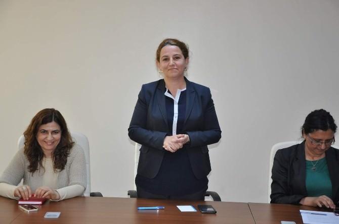 Kadın Kurulu Toplantısı Yapıldı