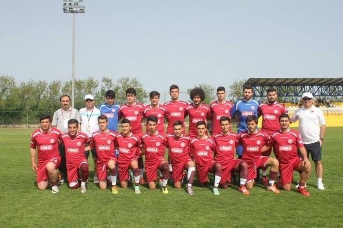 Tokatspor U-19 Takımı Türkiye 5'incisi