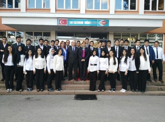 TRT Erzurum Müdürlüğü THM Gençlik Korosu Konseri