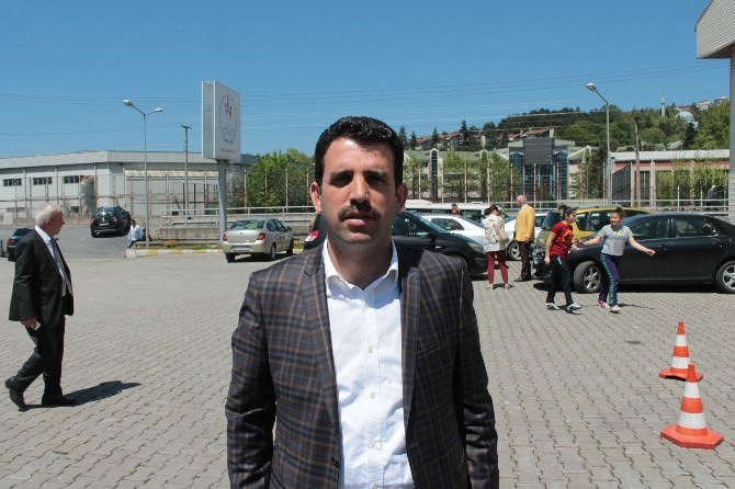 Ankara'da Oturan Avukat, Zonguldak'tan Aday Gösterildi