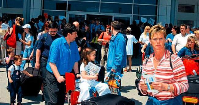 Turist azaldı maliyet arttı