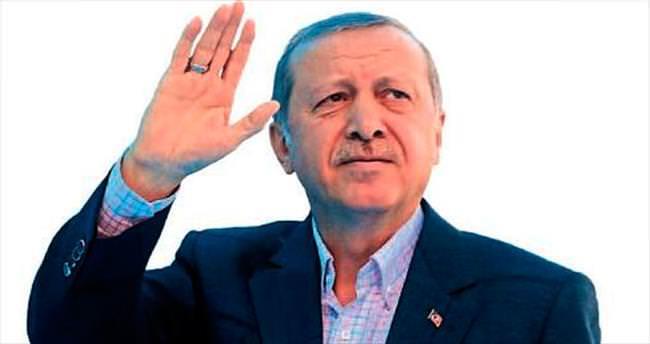 Erdoğan hafta sonu İzmir'de