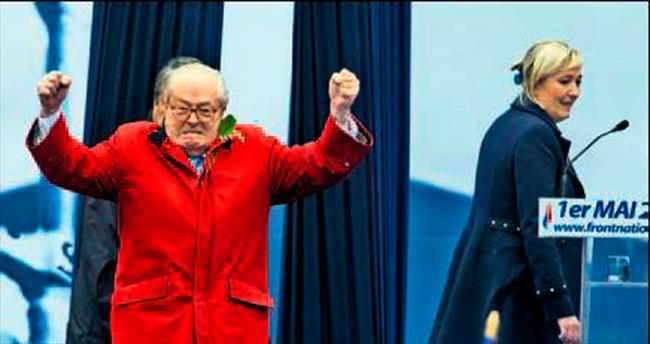 Baba Le Pen: Soyadımı taşıması utanç verici
