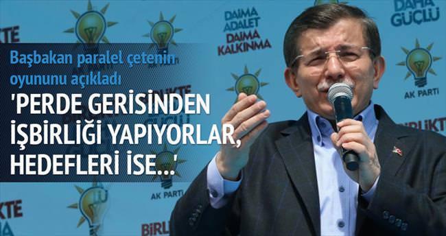 CHP ve HDP Paralel çete ile el ele çalışıyor