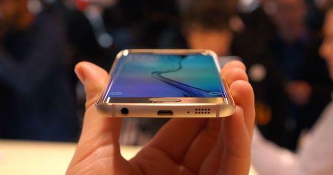 Galaxy S6 ve S6 Edge için yeni güncelleme