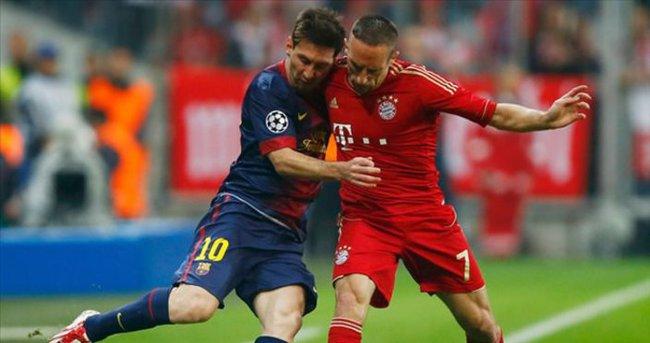 Barcelona-Bayern Münih