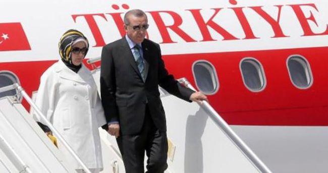 Cumhurbaşkanı Erdoğan, Ankara'ya gitti
