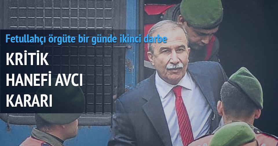 Yargıtay'dan kritik Hanefi Avcı kararı