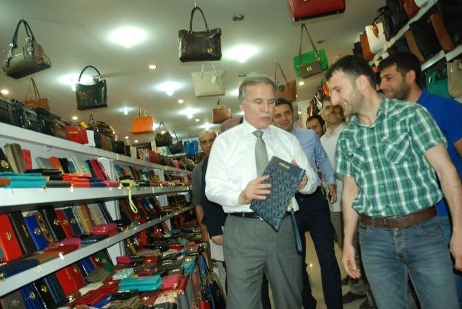 Mehmet Ali Şahin'den Kılıçdaroğlu'na Define Çantası