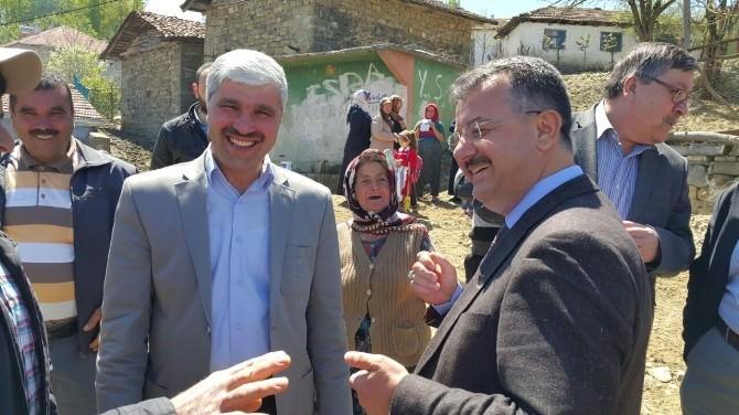 Hocaoğlu'ndan 'Tekno-kent' Ve 'Üstün Zekalılar Okulu' Projesi