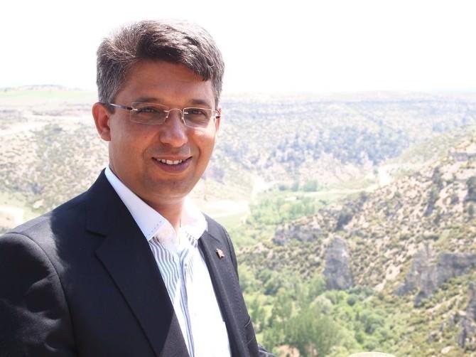 """Mehmet Altay; """"Uşak'ın Çevre Yolu Hayali, AK Parti İle Gerçek Oluyor"""""""