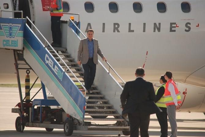 Başbakan Yardımcısı Ali Babacan Balıkesir'de