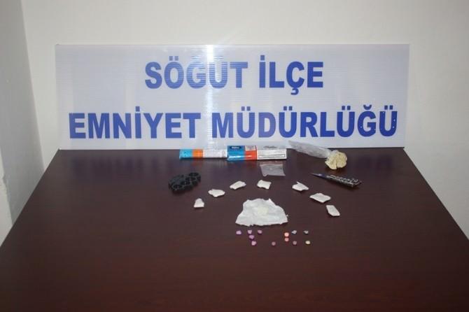 Bilecik'in Söğüt İlçesinde Uyuşturucu Operasyonu