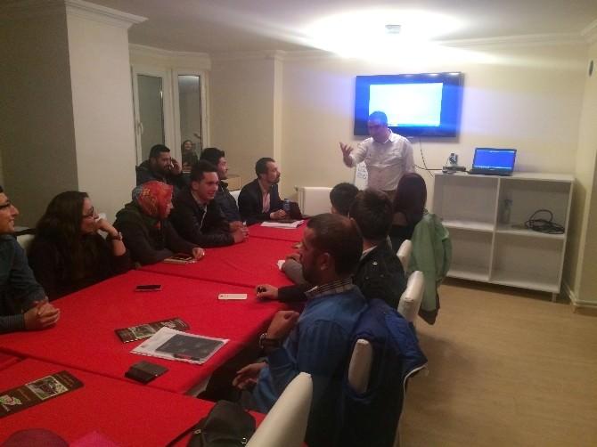 İysiad'dan Uygulamalı Girişimcilik Kursu