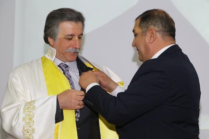 Haydar Aliyev Erciyes Üniversitesi'nde Anıldı