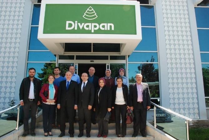 Milletvekili Adaylarından Divapan'ı Ziyaret