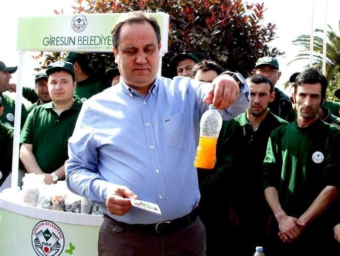"""Giresun Belediyesi'nden """"Temiz Çevrem"""" Kampanyası"""