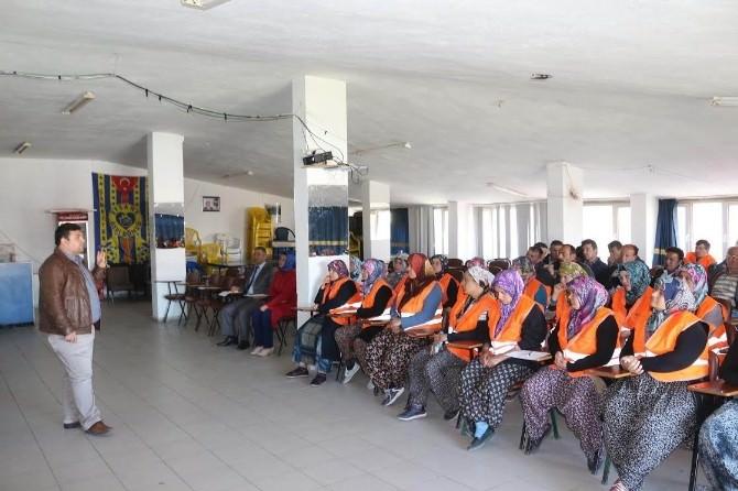 Beyşehir'de İş Sağlığı Ve Güvenliği Semineri