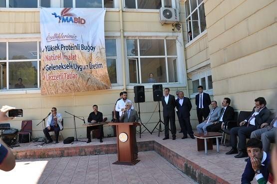 Mardin'de 4. Bulgur Pilavı Festivali Yapıldı