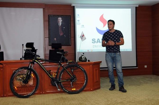 Sanko Üniversitesi'ne Teşekkür