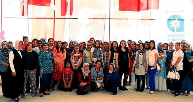 Kadınlar için özel seminer