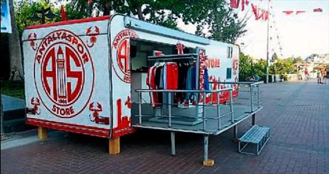 Store için karavan
