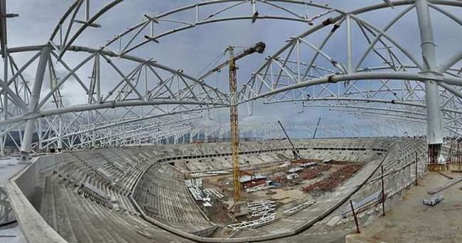 Samsun Stadyumu yeni sezona hazır