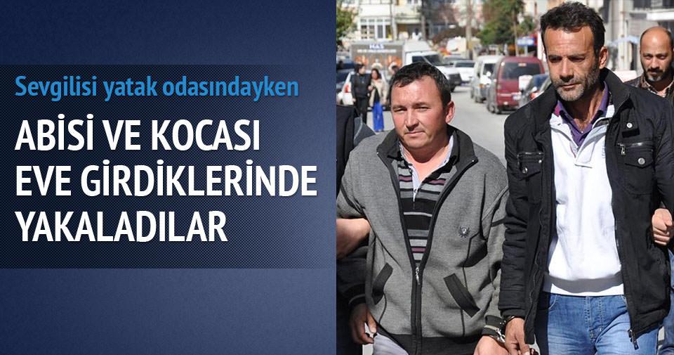 Kız kardeşinin sevgilisini öldüren adama 13 yıl