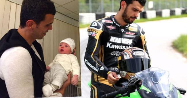 Kenan Sofuoğlu'nun 2 aylık oğlu beyin kanaması geçirdi