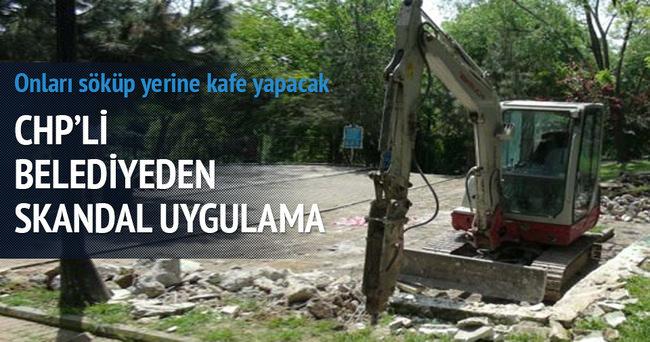 Beşiktaş'ta Abbasağa isyanı