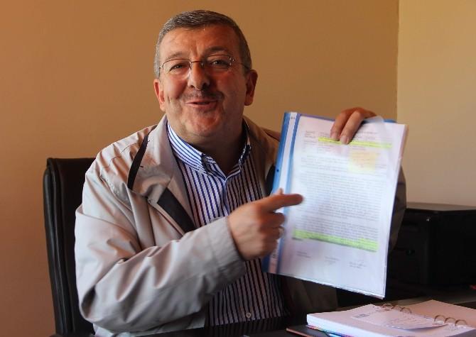 Eskipazar Belediye Başkanı Baş'tan Vergili'ye Cevap
