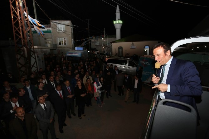 """Genç: """"AK Parti Milletin Ta Kendisidir"""""""