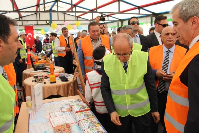 Iğdır'da Trafik Haftası Etkinlikleri