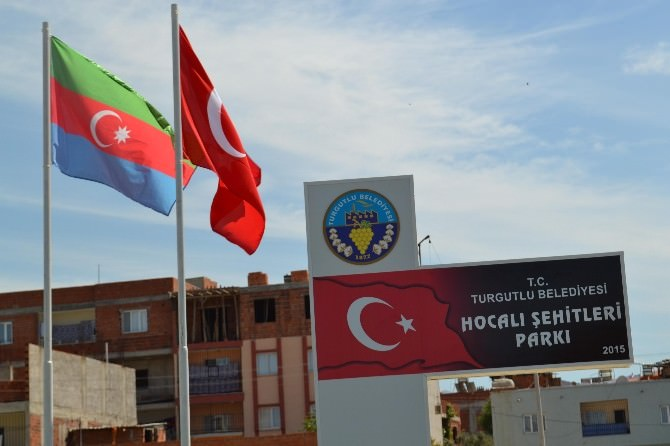 Azerbaycan Bayrağının Ters Asıldığı Ortaya Çıktı
