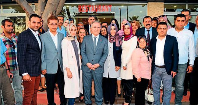 Antalya adayları bu işi başaracak