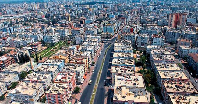 Antalya merkezde dönüşüm başlıyor