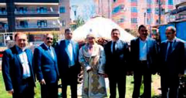 Kazan'daki kermese yoğun ilgi