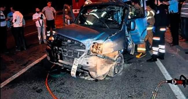 İzmir ve Manisa'da kazalar: 24 yaralı