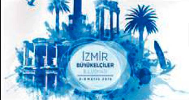 Büyükelçiler İzmir'de bir araya getiriliyor