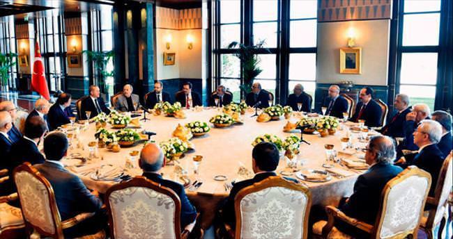 Erdoğan: Putin'e kırıldığımı söyledim