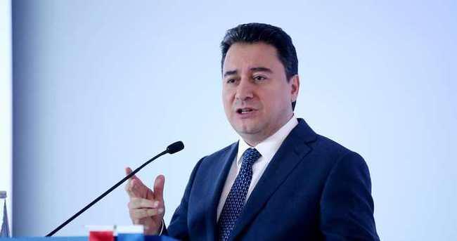 Ali Babacan'dan cari açık ve enflasyonla ilgili açıklama