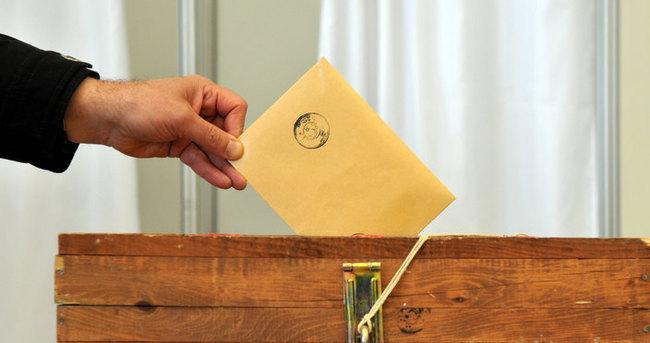 Türkiye için ilk oy o ülkede kullanıldı