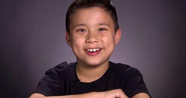 6 yaşındaki çocuk milyoner oldu