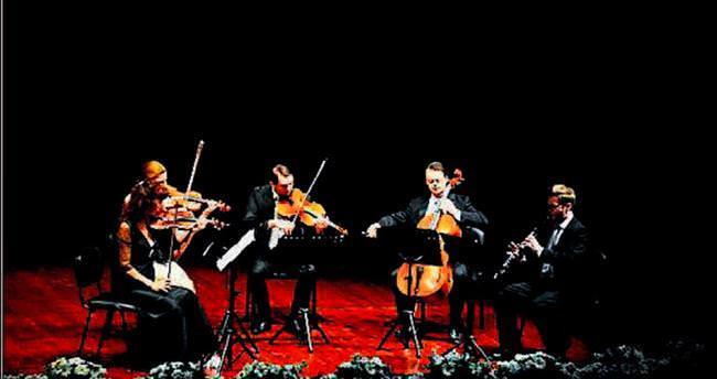 Klasik müzik şöleni