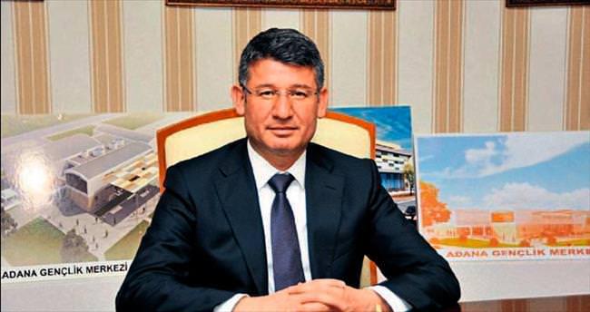 Adanalılar Başbakan Davutoğlu'nun mitingine hazır